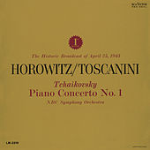 Vladimir Horowitz at Carnegie Hall, New York City, April 25, 1943 by Vladimir Horowitz