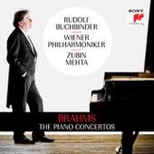 Brahms: The Piano Concertos von Rudolf Buchbinder