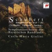 Schubert: Symphonies 4 & 7 (8)
