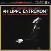 Liszt: Piano Concerto No. 1 in E-Flat Major, S. 124, R. 458 & Piano Concerto No. 2 in A Major, S. 120, R. 456 de Philippe Entremont