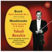 Bruch: Violin Concerto No. 1, Op. 26 - Mendelssohn: Violin Concerto in D Minor, MWV 03 by Various Artists