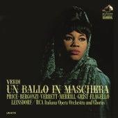 Verdi: Un ballo in maschera (Remastered) by Erich Leinsdorf
