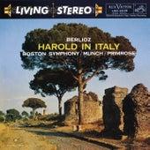 Berlioz: Harold en Italie, Op. 16 von Charles Munch
