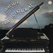 Saint-Saëns: Piano Concerto No. 2 in G Minor, Op. 22 & Piano Concerto No. 4 in C Minor, Op. 44 de Philippe Entremont
