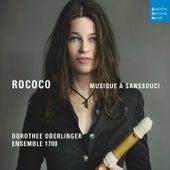 Rococo - Musique à Sanssouci de Dorothee Oberlinger