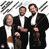 Brahms: Concerto for Violin, Cello and Orchestra in A Minor, Op. 102 & Academic Festival Overture, Op. 80 de Zubin Mehta