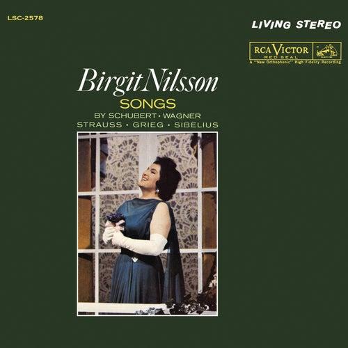 Birgit Nilsson - Songs by Birgit Nilsson