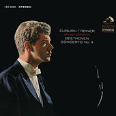 Beethoven: Piano Concerto No. 4 in G Major, Op. 58 by Van Cliburn