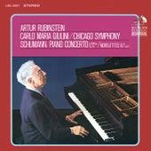 Schumann: Piano Concerto in A Minor, Op. 54 & Novelettes Op. 21 by Arthur Rubinstein