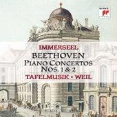 Beethoven: Piano Concertos Nos. 1 & 2 by Tafelmusik