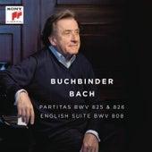 Bach: Partitas, BWV 825 & 826 - English Suite, BWV 808 von Rudolf Buchbinder