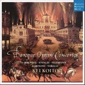 Baroque Organ Concertos by Kei Koito