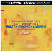 Blackwood: Symphony No. 1 & Haieff: Symphony No. 2 by Charles Munch