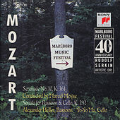 Mozart: Serenade, K. 361; Sonata for Bassoon & Cello, K. 292 (Remastered) de Yo-Yo Ma