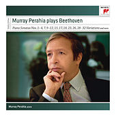 Murray Perahia plays Beethoven by Murray Perahia