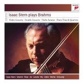 Isaac Stern Plays Brahms by Isaac Stern