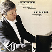Saint-Saëns: Piano Concerto No. 3 in E-Flat Major, Op. 29, Rhapsodie D'Auvergne, Op. 73, Wedding Cake, Op. 76 & Africa, Op. 89 de Philippe Entremont