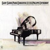 Saint-Saëns: Piano Concerto No. 1 in D Major for Piano and Orchestra, Op. 17 & Piano Concerto No. 5 in F Major, Op. 103 de Philippe Entremont