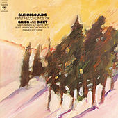 Grieg: Piano Sonata, Op. 7 - Bizet: Nocturne & Variations Chromatiques - Gould Remastered by Glenn Gould
