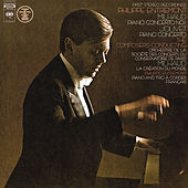 Jolivet: Concerto for Piano and Orchestra, Milhaud: Concerto No. 1 for Piano and Orchestra & La Création du Monde Op. 81 by Jacques Ghestem