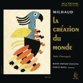 Milhaud: Suite provencale, Op. 152b & La Création du monde, Op. 81a by Charles Munch