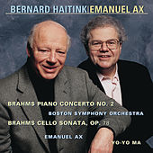 Brahms: Concerto No. 2 for Piano and Orchestra, Op. 83 & Sonata in D Major, Op. 78 (Remastered) by Emanuel Ax