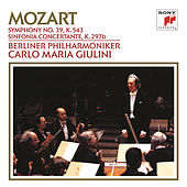 Mozart:  Symphony No. 39 in E-Flat Major & Sinfonia concertante by Berlin Philharmonic Orchestra