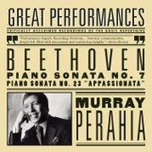 Beethoven:  Sonatas for Piano Nos. 7 & 23 von Murray Perahia