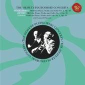 The Piano Trio Collection - Mendelssohn: Trio No. 2 in C Minor, Op. 66 - Arensky: Trio No. 1 in D Minor, Op. 32 - Turina: Trio No. 1, Op. 35 - Heifetz Remastered by Gregor Piatigorsky