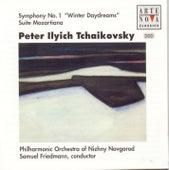 Tchaikovsky: Symphony No.1 op.13/Suite No.4 op.61 de Samuel Friedmann