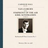 Van Cliburn at Carnegie Hall, New York City, May 19, 1958 by Van Cliburn