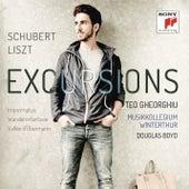 Schubert & Liszt: Excursions by Teo Gheorghiu