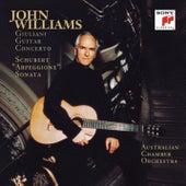 Schubert: Arpeggione Sonata - Giuliani: Guitar Concerto by Richard Tognetti