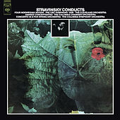 Stravinsky: Danses concertantes, 4 Norwegian Moods, Ode & Concerto in D by Various Artists