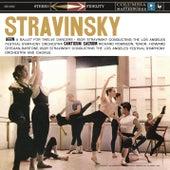 Stravinsky: Agon & Canticum sacrum von Igor Stravinsky