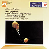 Brahms: Symphonies Nos. 1-4, Haydn Variations, Tragic Overture, Academic Festival Overture & 5 Hungarian Dances by Various Artists
