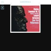 Sibelius: Symphony No. 5 in E-Flat Major, Op. 82 & Pohjola's Daughter, Op. 49 von Leonard Bernstein / New York Philharmonic