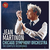 Jean Martinon - The Complete CSO Recordings de Jean Martinon