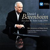 Live From The Teatro Colon 2000 de Daniel Barenboim