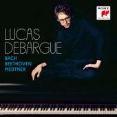 Bach, Beethoven, Medtner di Lucas Debargue
