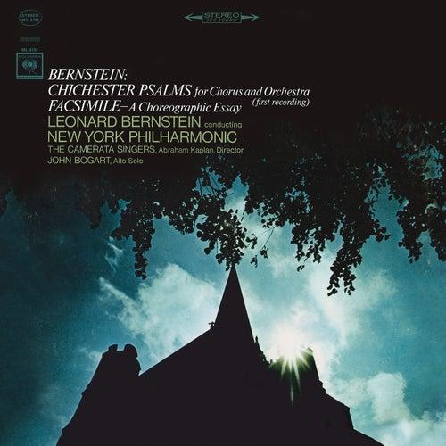 Bernstein: Chichester Psalms for Chorus and Orchestra & Facsimile (Remastered) by Leonard Bernstein