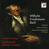 Wilhelm Friedemann Bach: Sinfonias & Suite in G Minor & Concerto for Harpsichord in D Major by Various Artists