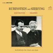 Beethoven: Violin Sonata No. 8 in G Major, Op. 30 - Brahms: Violin Sonata No. 1 in G Major, Op. 78 by Various Artists