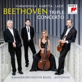 Beethoven: Triple Concerto by Sol Gabetta