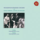 Dvorák: Piano Quintet No. 2 in A Major, Op. 81 - Franck: Piano Quintet in F Minor - Heifetz Remastered de Various Artists