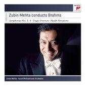 Zubin Mehta Conducts Brahms di Zubin Mehta