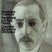 Stravinsky: Symphony in E-Flat Major, Op. 1 by Igor Stravinsky