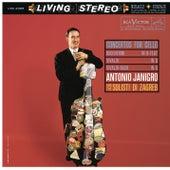 Antonio Janigro Plays Boccherini, Vivaldi & Bach Cello Concertos de Antonio Janigro