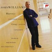 Harvey: Concerto Antico - Gray: Guitar Concerto by London Symphony Orchestra