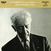 Schubert: Piano Sonata No. 21 in B-Flat Major, D. 960 by Arthur Rubinstein